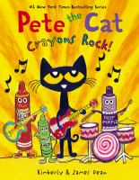 Cover image for Pete the cat : crayons rock!