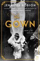 Cover image for The gown