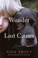 Cover image for The wonder of lost causes