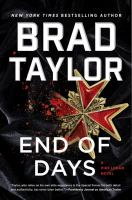 Cover image for End of Days: A Pike Logan Novel
