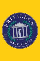 Cover image for Privilege