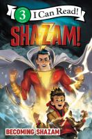 Cover image for Becoming Shazam