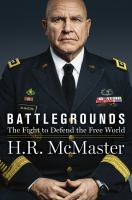 Cover image for Battlegrounds : the fight to defend the free world
