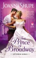Cover image for The prince of Broadway