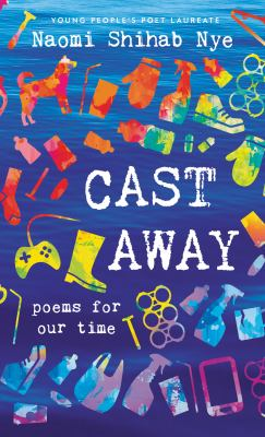 Cover image for Cast away : poems for our time