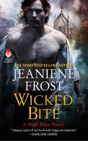 Cover image for Wicked bite