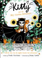 Cover image for Kitty and the sky garden adventure