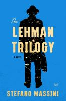 Cover image for Lehman trilogy