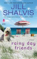 Cover image for Rainy day friends : a novel