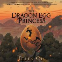 Cover image for The dragon egg princess