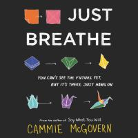 Cover image for Just breathe