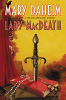Cover image for Lady Macdeath
