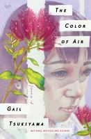 Cover image for The color of air