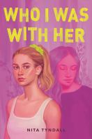 Cover image for Who I was with her