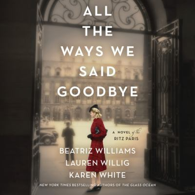 Cover image for All the ways we said goodbye