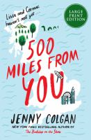 Cover image for 500 Miles from You