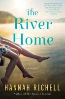 Cover image for The river home