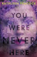 Cover image for You were never here