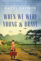 Cover image for When we were young & brave