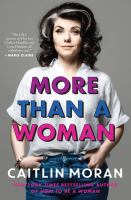 Cover image for More than a woman