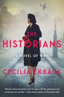 Cover image for The historians