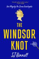 Cover image for The Windsor knot : a novel