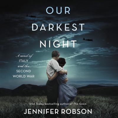Cover image for Our darkest night