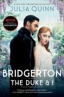 Cover image for Bridgerton : the duke and I