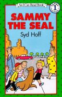 Cover image for Sammy the seal