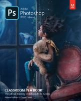 Cover image for Adobe Photoshop 2020 release : classroom in a book