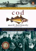 Imagen de portada para Cod : a biography of the fish that changed the world