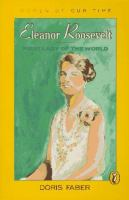 Cover image for Eleanor Roosevelt, first lady of the world