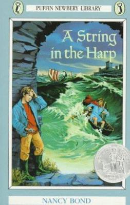 Cover image for A string in the harp