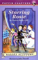 Cover image for Starring Rosie