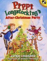 Imagen de portada para Pippi Longstocking's after-Christmas party