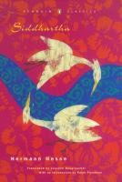 Cover image for Siddhartha : an Indian tale