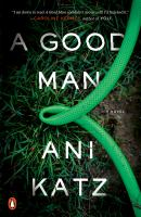 Cover image for A good man