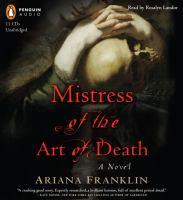 Imagen de portada para Mistress of the art of death
