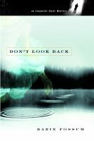 Cover image for Don't look back