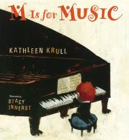 Cover image for M is for music