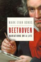 Cover image for Beethoven : variations on a life