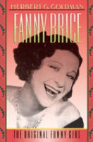 Cover image for Fanny Brice the original funny girl