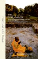 Cover image for The Dhammapada : with introductory essays, Pāli text, English translation and notes