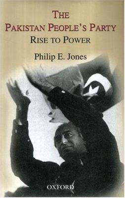 Cover image for The Pakistan People's Party : rise to power