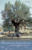 Imagen de portada para Olive cultivation in ancient Greece seeking the ancient economy