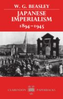 Cover image for Japanese imperialism, 1894-1945