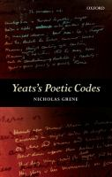 Cover image for Yeats's poetic codes