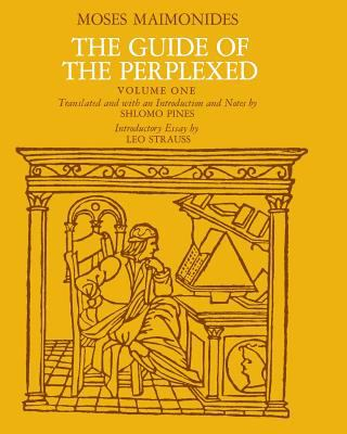 Cover image for The guide of the perplexed