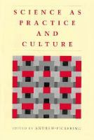 Cover image for Science as practice and culture
