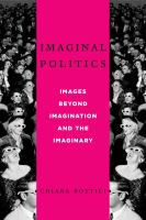 Cover image for Imaginal politics  images beyond imagination and the imaginary